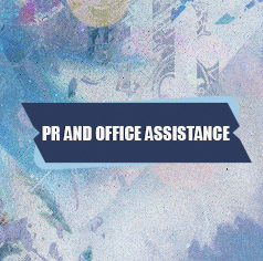 Krustina Strashimirova | PR and Office Assistance
